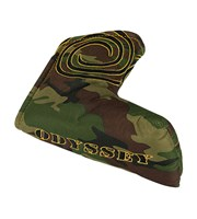 Odyssey Camo Putter Headcover