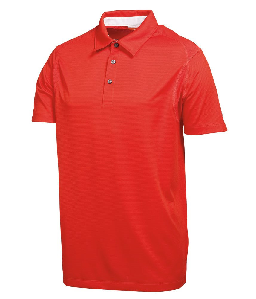Puma golf mens tech polo shirt golfonline for Mens puma golf shirts