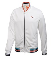 Puma Golf Mens Track Full Zip Jacket