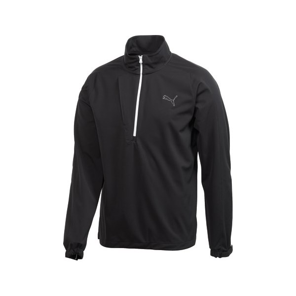 Puma  Mens Longsleeve Knit Wind Jacket