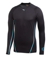 Puma Golf Mens Monoline Long Sleeve Tee