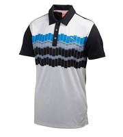 Puma Golf Mens Graphic Tech Polo Shirt 2013