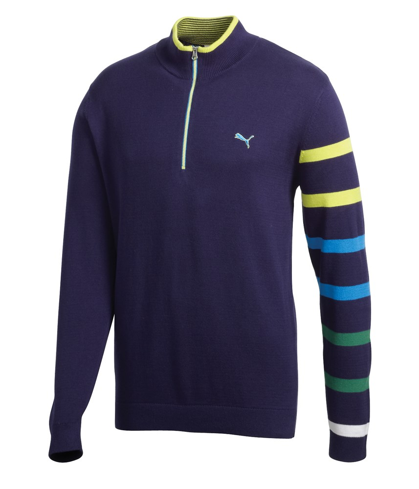 Puma Golf Knitted Sweater