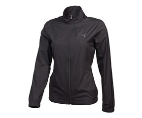 Puma Golf Ladies Full Zip Wind Jacket 2014
