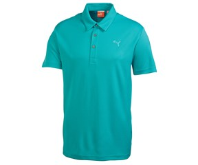 Puma Golf Mens Tech Polo Shirt 2014