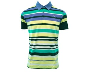 Puma Golf Boys Road Map Polo Shirt