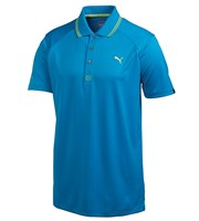 Puma Golf Mens Cat Jacquard Polo Shirt 2014
