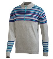 Puma Golf Mens Half Zip Sweater