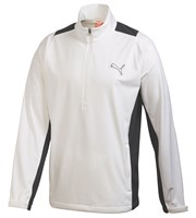 Puma Golf Mens Half Zip Long Sleeve Storm Jacket