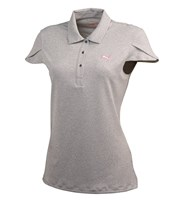 Puma Golf Ladies Micro Stripe Polo Shirt 2014