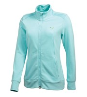 Puma Golf Ladies Full Zip Knit Jacket