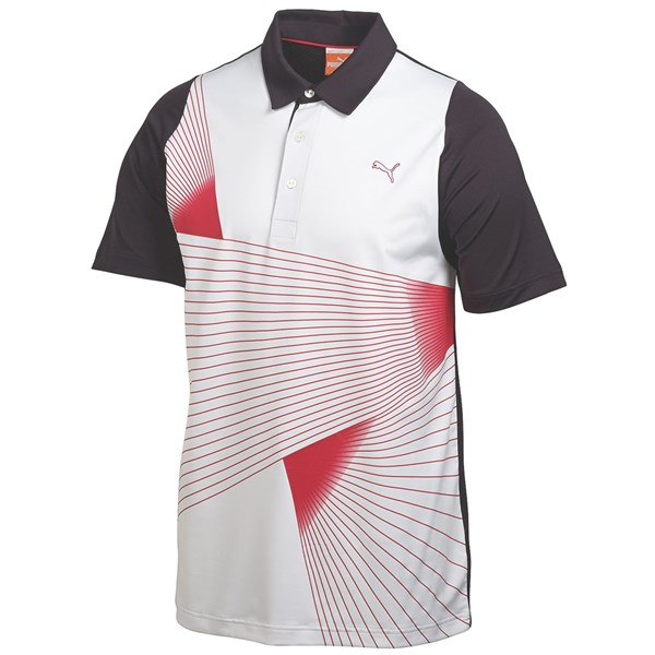 37c38047 Puma Mens Duo Swing Graphic Polo Shirt 2014 - Golfonline