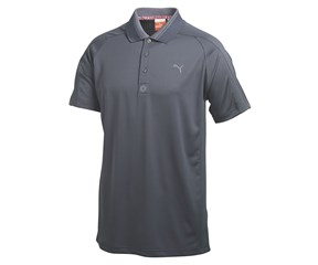 Puma Golf Mens Tech Mesh Golf Polo Shirt 2014
