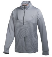 Puma Golf Mens Graphic 1/4 Zip Popover 2014