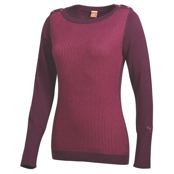 Puma  Ladies Crew Neck Sweater
