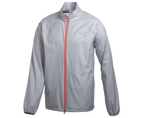 Puma Golf Mens Full Zip Wind Jacket 2015