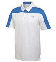 Puma Golf Mens CB Tech Polo Shirt