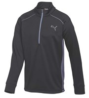 Puma Golf Mens Essential Popover Golf Shirt