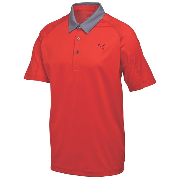 Puma  Mens Titan Tour Polo Shirt