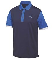 Puma Golf Mens Colourblock Polo Shirt 2015