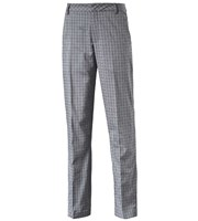 Puma Golf Mens Plaid Tech Golf Trouser 2015