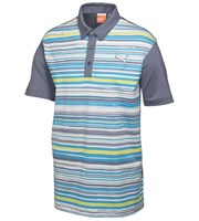 Puma Golf Mens Road Map Polo Shirt 2015