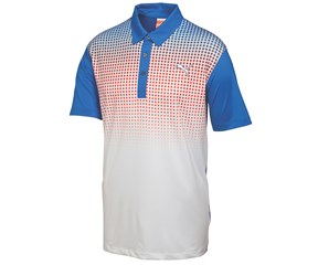 Puma Golf Boys Glitch Polo Shirt 2015