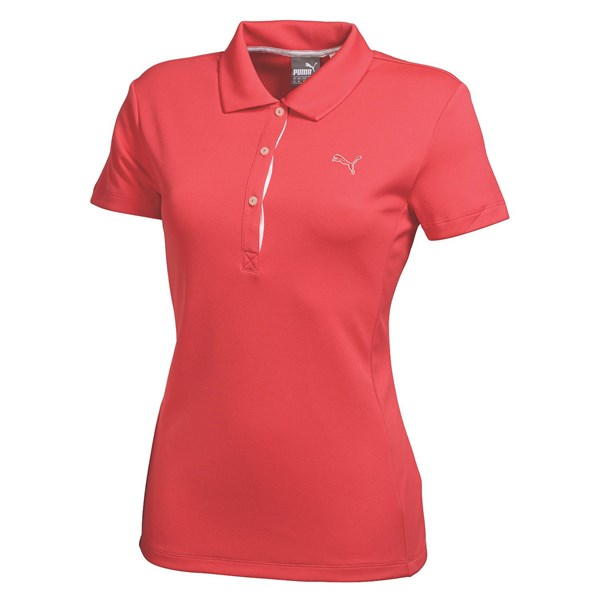 Puma  Ladies Tech Polo Shirt