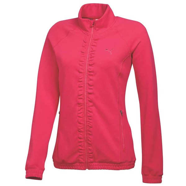 Puma Golf Ladies Track Jacket