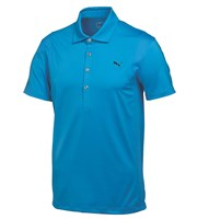 Puma Golf Mens Lux Tech Polo Shirt 2015