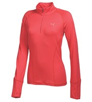 Puma Golf Ladies Woven Long Sleeve Polo Shirt 2015