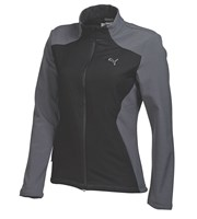 Puma Golf Ladies Stretch Fill FZ Wind Jacket