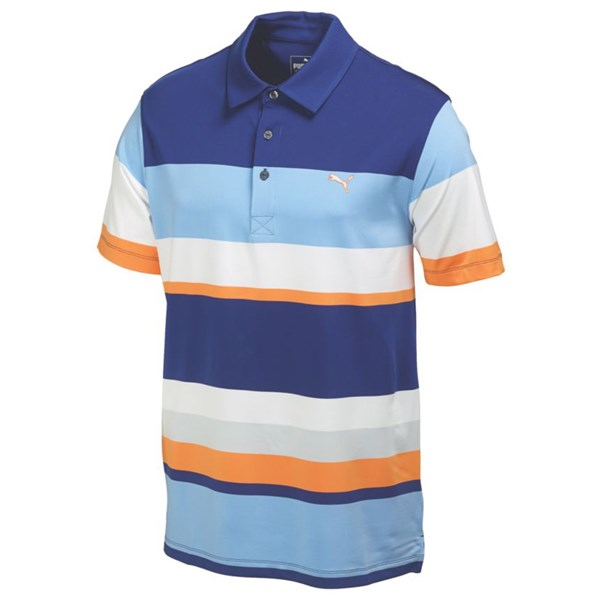 73686a202418 Puma Boys Road Map Polo Shirt. Double tap to zoom. 1  2  3