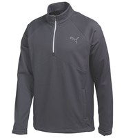 Puma Golf Mens Warm Storm Half Zip Popover