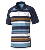 Puma Golf Boys Roadmap Polo Shirt