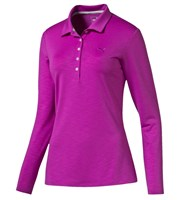 Puma Golf Ladies Long Sleeve Polo Shirts