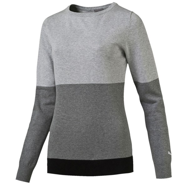 Puma  Ladies ColourBlock Sweater