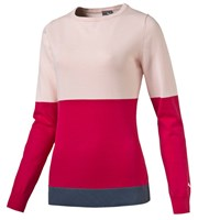 Puma Golf Ladies ColourBlock Sweater