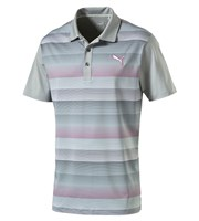 Puma Golf Mens GoTime Road Map Polo Shirt