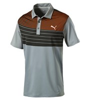 Puma Golf Mens GoTime Swoop Polo Shirt