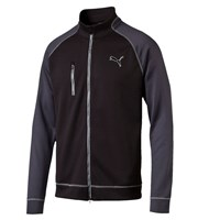Puma Golf Mens PWRWARM ColourBlock Full Zip Top