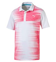 Puma Golf Mens Frequency Polo Shirt