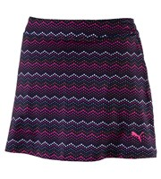 Puma Golf Ladies Zig Zag Knit Skirt