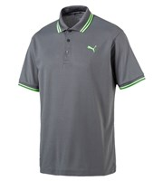 Puma Golf Mens Pounce Pique Polo Shirt