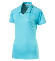 Puma Golf Ladies Mesh Polo Shirt