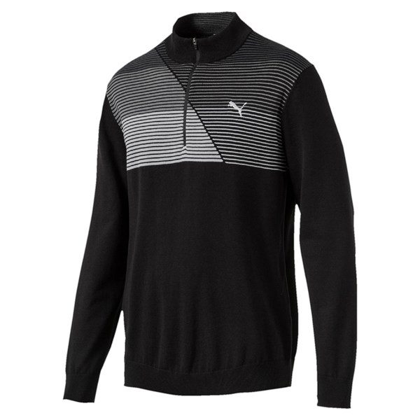 Puma  Mens Levels Quarter Zip Sweater