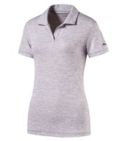 Puma Golf Ladies Space Dye Polo Shirt