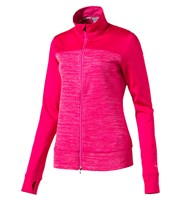 Puma Golf Ladies Colourblock Full Zip Jacket