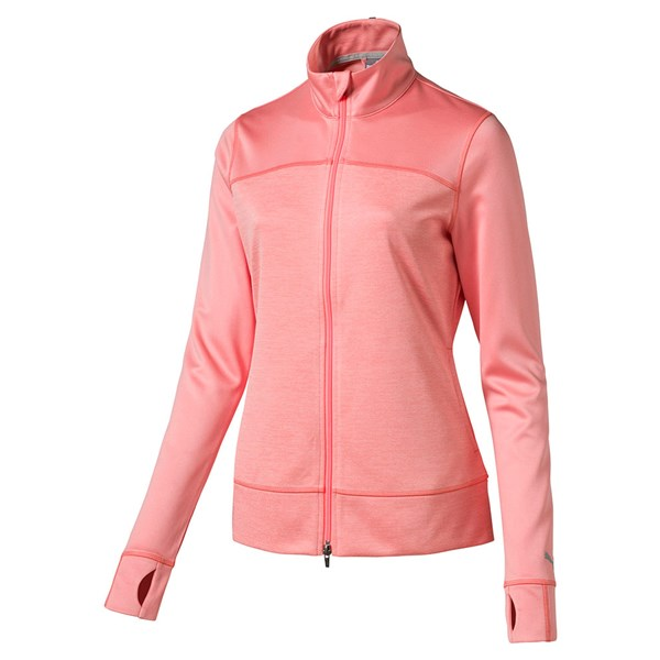Puma  Ladies Colourblock Full Zip Jacket