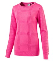 Puma Golf Ladies Crewneck Sweater